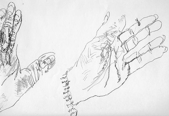 voorbeeld-blinde-contourtekening-hand